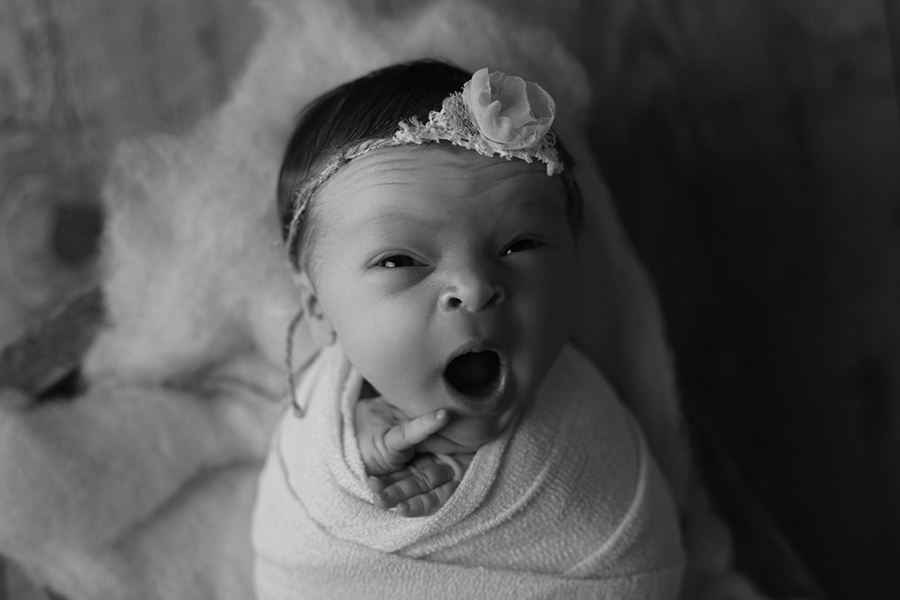 Ottawa Newborn Photographer IMG_1362_BW